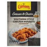 Colmans Season & Shake Chicken Nuggets 48g